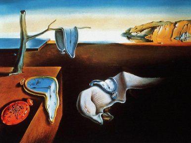 Salvador-Dalí-La-persistencia-de-la-memoria